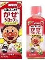 池田麵包超人兒童感冒糖漿 120ml (草莓味)