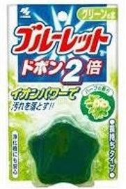 小林製藥廁所用藍泡泡 120g (洋甘菊)