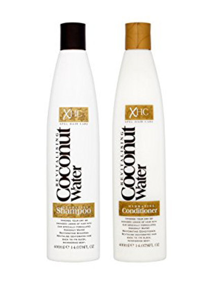 XHC REVITALISINGCOCONUT WATER SHAMPOO 椰子水再生洗髮露/護髮素