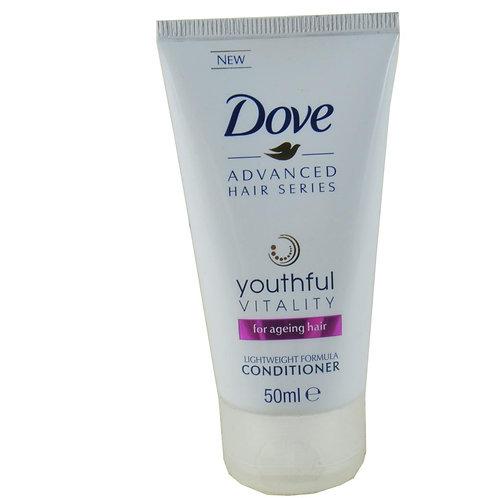 DOVE YOUTHFUL VITALITY CONDITIONER 青春活力護髮素 50ml