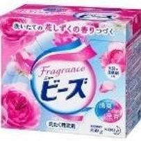 花王玫瑰花香柔順洗衣粉 850g