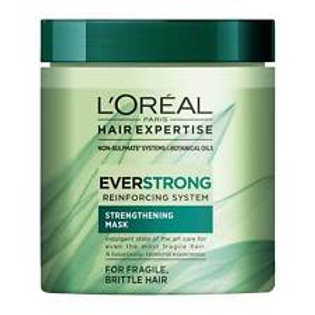 L'OREAL萊莉雅(比利時) HAIR EXPERTESE EVERSTRONG NOURISHING INTENSE MASQUE POT 強韌滋潤修護髮膜