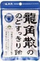 COUGH DROP 100G 龍角散潤喉糖 100g