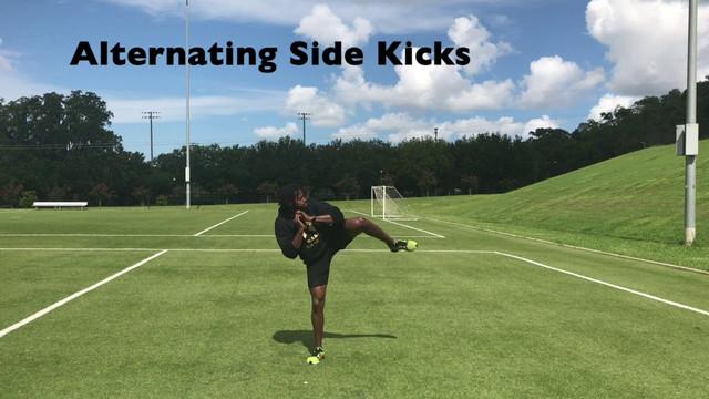Self-Defense: Kicks