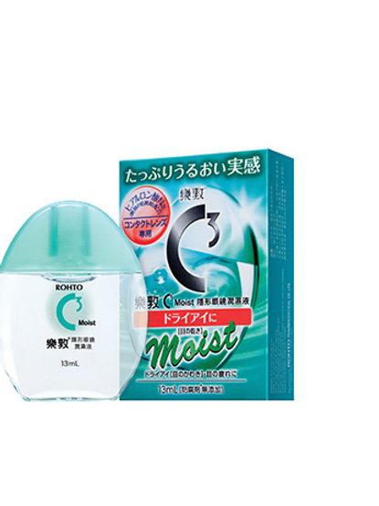 樂敦C3 Moist隱形眼鏡專用眼藥水 13ml
