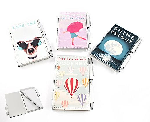 Folding Notepad
