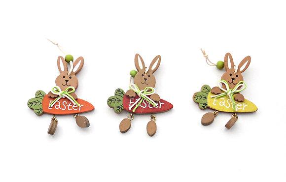 Easter Carrot Hanging Dec