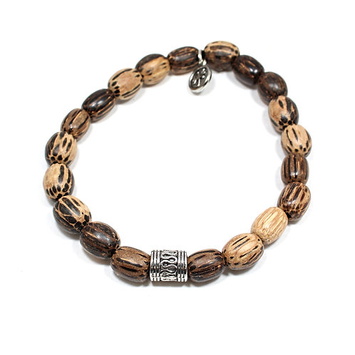Coconut Beads Bracelet