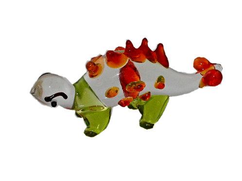 Animal Red Dinosaur