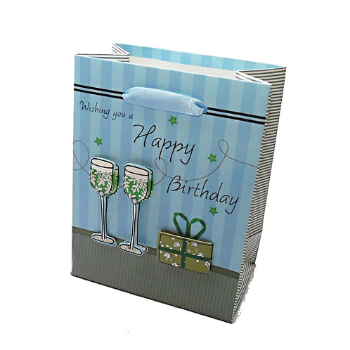3D Birthday Gift Bag