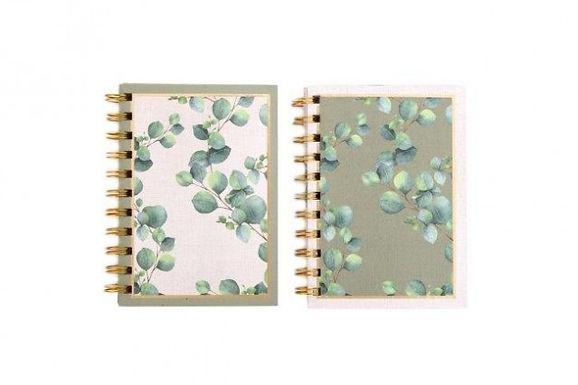 Eucalyptus Notebook