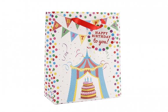 Circus Gift Bag
