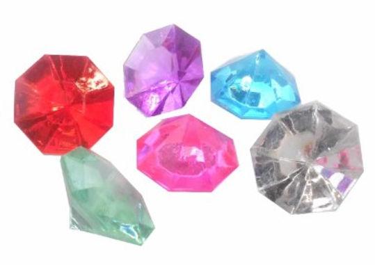 Acrylic Diamond Crystal