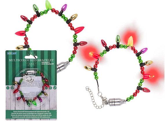 Christmas Light Up Bracelet