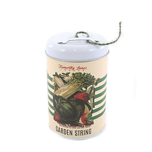 Garden String in a Tin