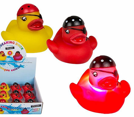 Colour Changing Pirate Duck