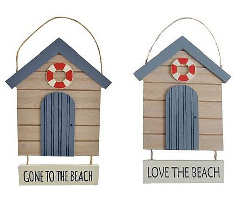 Beach Hut Hanger