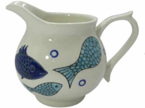 Ceramic Fish Design Jug