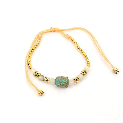 Buddha Adjustable Bracelet
