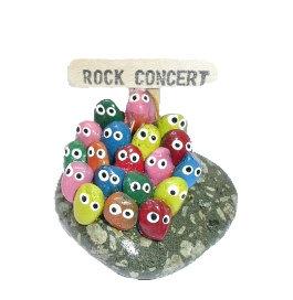 Rock Concert Ornament