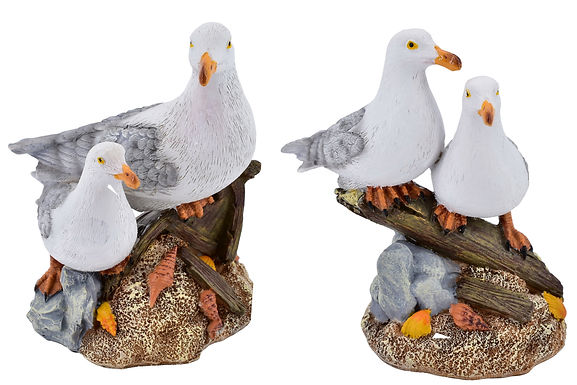 Resin Seagull
