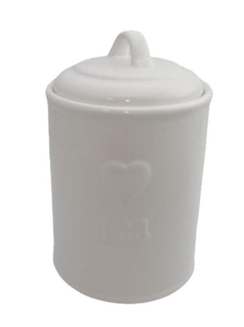 Ceramic Tea Storage Jar