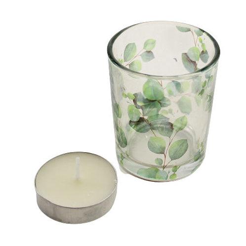 Eucalyptus Candle Pot
