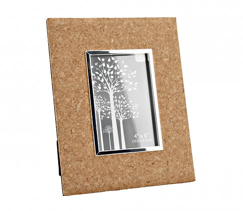 Wood Cork Frame