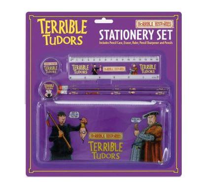Horrible Histories Stationery Set