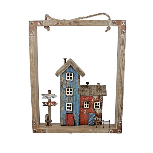 Rustic Nautical Box Frame