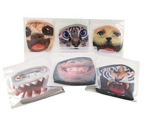 Animal Face Mask