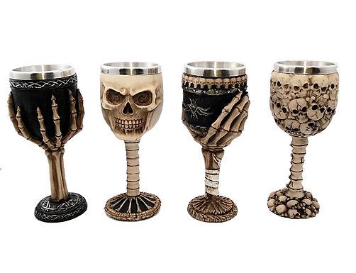 Skull & Bones Goblet