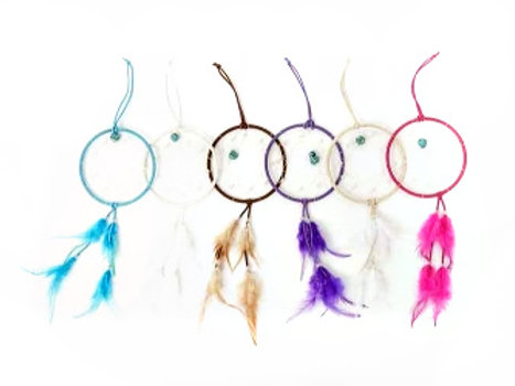 Dreamcatcher with Turquoise Bead