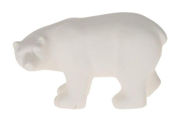 White Ceramic Polar Bear