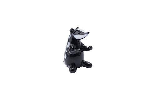 Glass Animal Badger