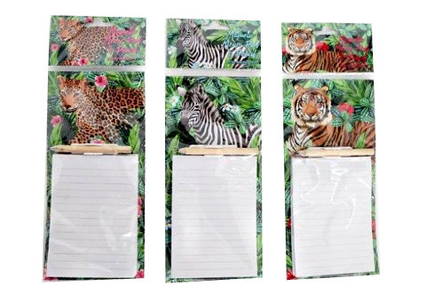 Magnetic Jungle Notepad