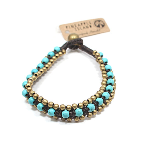 Button Up Bracelet
