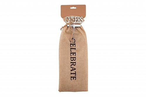 Cheers Corkscrew in Bag