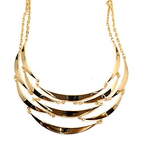 Crescents Necklace