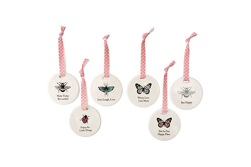 Ceramic Insect Hanger