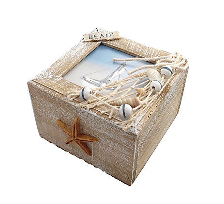 Nautical Photo Frame Box