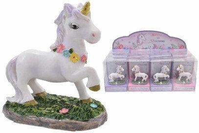 Mini Resin Unicorn