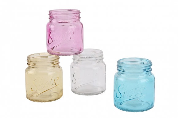 Mini Jar Shot Glass