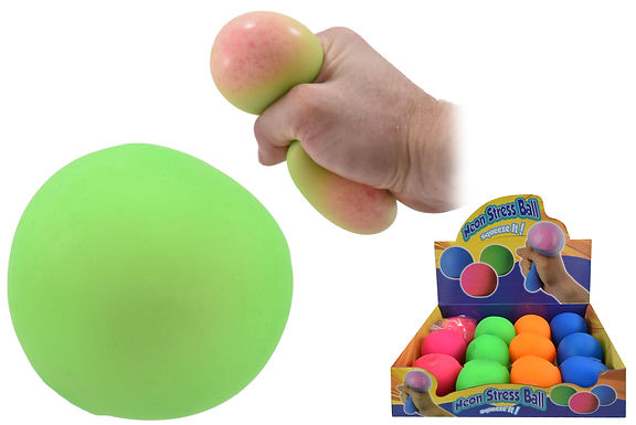 Ball Squeezy Stress