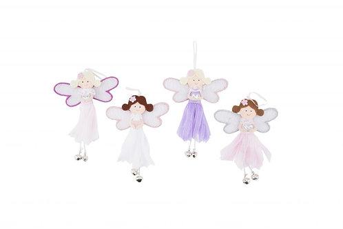 Fabric Hanging Fairy