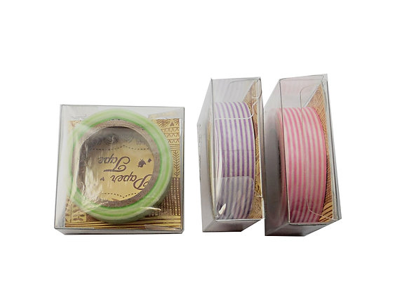 Striped Sticky Tape