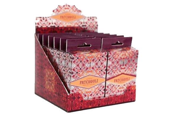 Incense Cones Pack 15