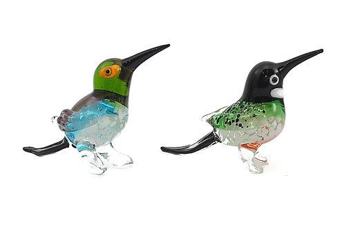 Glass Humming Bird