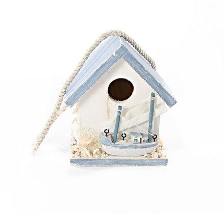 Tiny Nautical Bird House