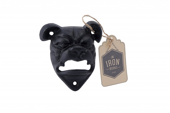 Bull dog Bottle Opener